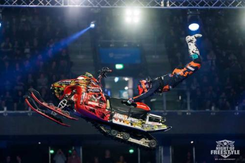 25-01-2020 Night of Freestyle | Barclaycard Arena Hamburg