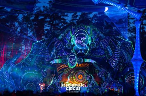 Psychedelic Circus 2019 by Kai Behrendt 0103