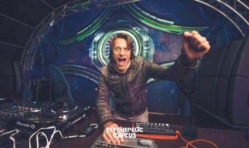 Psychedelic Circus 2019 by Yonatan Benaksas  Amit Itach - Yonatan Benaksas - 6
